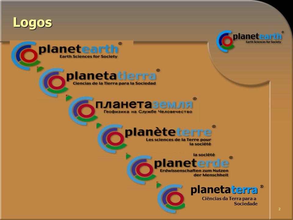 2 Logos Ciências da Terra para a Sociedade terra planetaterra