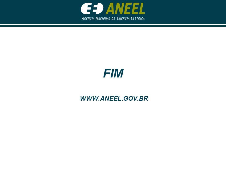 FIM WWW.ANEEL.GOV.BR
