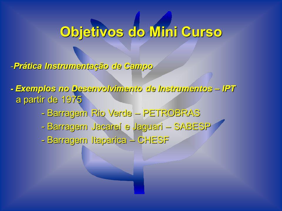 -Exemplos na BUREAU de Projetos e Consultoria - após 1988 - BEFC Xingó, Itá, Itapebi, Barra Grande - BEFC Xingó, Itá, Itapebi, Barra Grande - Paraitinga – SABESP - Paraitinga – SABESP - Canabrava – TRACTEBEL - Canabrava – TRACTEBEL - Corumbá IV - Corumbá IV - Funil, Capim Branco I e II, Irapé – CEMIG - Funil, Capim Branco I e II, Irapé – CEMIG - São Salvador, Corumbá III e São Domingos (construção) - São Salvador, Corumbá III e São Domingos (construção) - 9 PCHs em construção - 9 PCHs em construção -Acesso à Apresentação e Apostila: - ftp://201.20.203.81 ftp://201.20.203.81 -Usuário: bureau -Senha: girassol