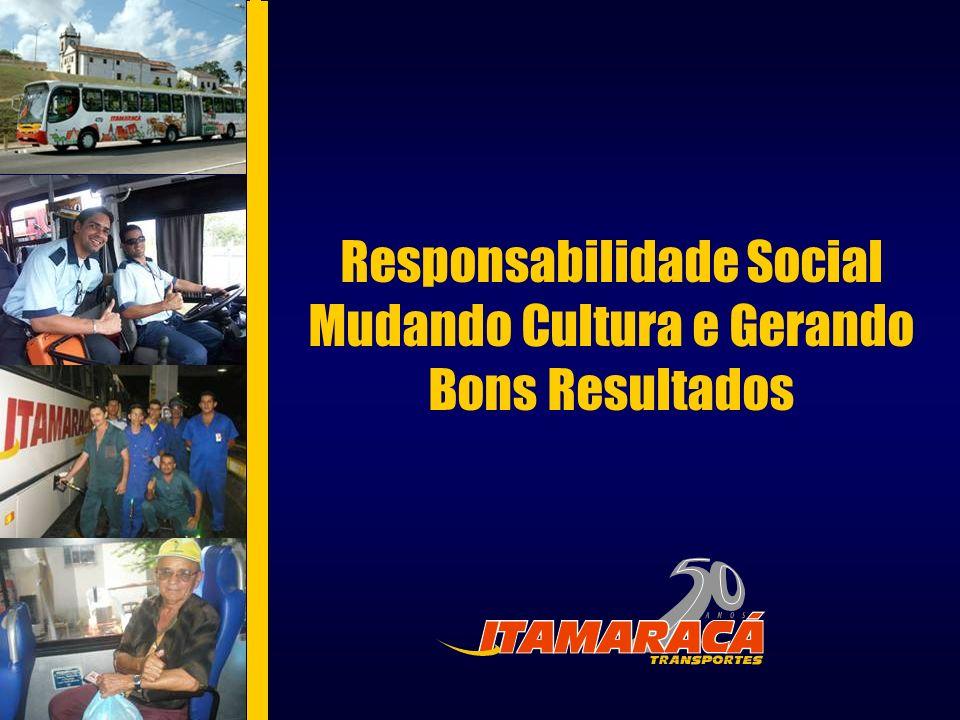 Responsabilidade Social Mudando Cultura e Gerando Bons Resultados