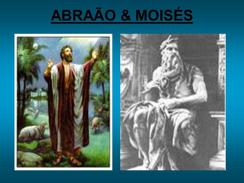 ABRAÃO & MOISÉS