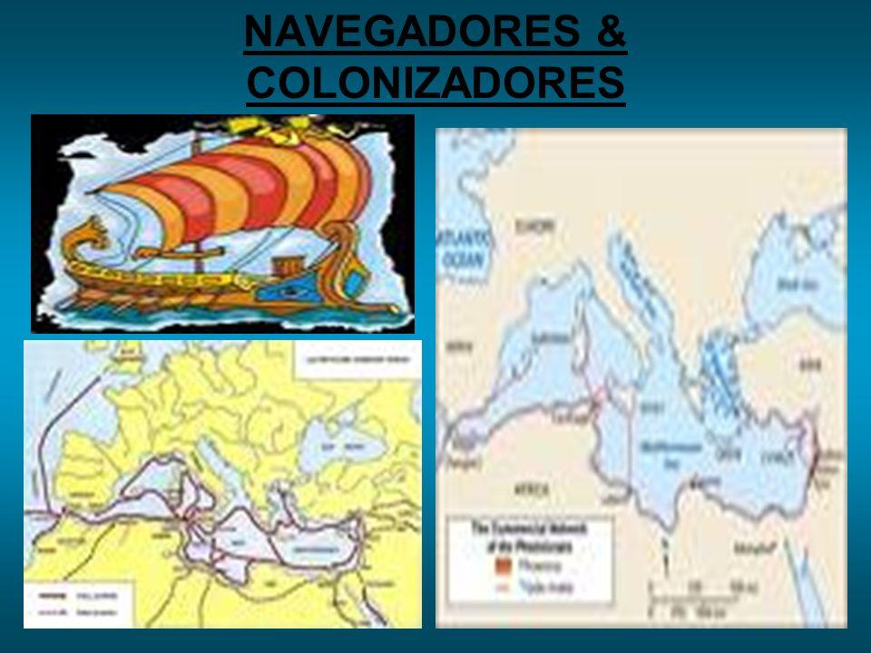 NAVEGADORES & COLONIZADORES