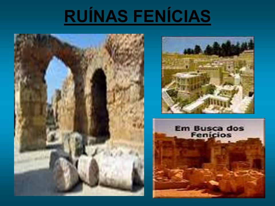 RUÍNAS FENÍCIAS