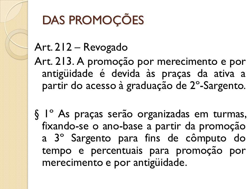 Art.212 – Revogado Art. 213.