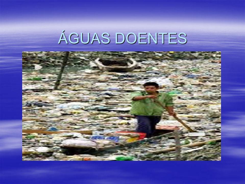 POLUIÇÃO E CONTAMINAÇÃO QUANDO A ÁGUA DOS ESGOSTOS NÃO É DEVIDAMENTE TRATADA, CONTAMINA E POLUI O RIOS, MARES, REPRESAS E QUALQUER AMBIENTE NO QUAL SEJA DESPEJADA.
