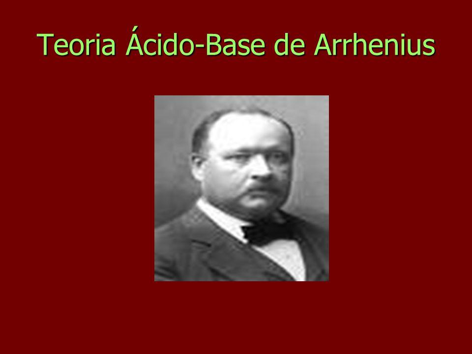 Svante August Arrhenius (1859-1927), químico e físico sueco, desenvolveu a teoria da dissociação iônica.