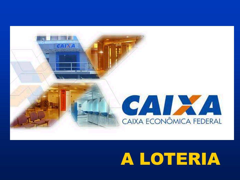 PRESTAÇÃO DE SERVIÇOS VANTAGENS: Representa excelente oportunidade de aumentar as vendas dos produtos lotéricos.