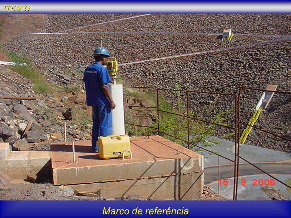 Marco de referência ITEM G