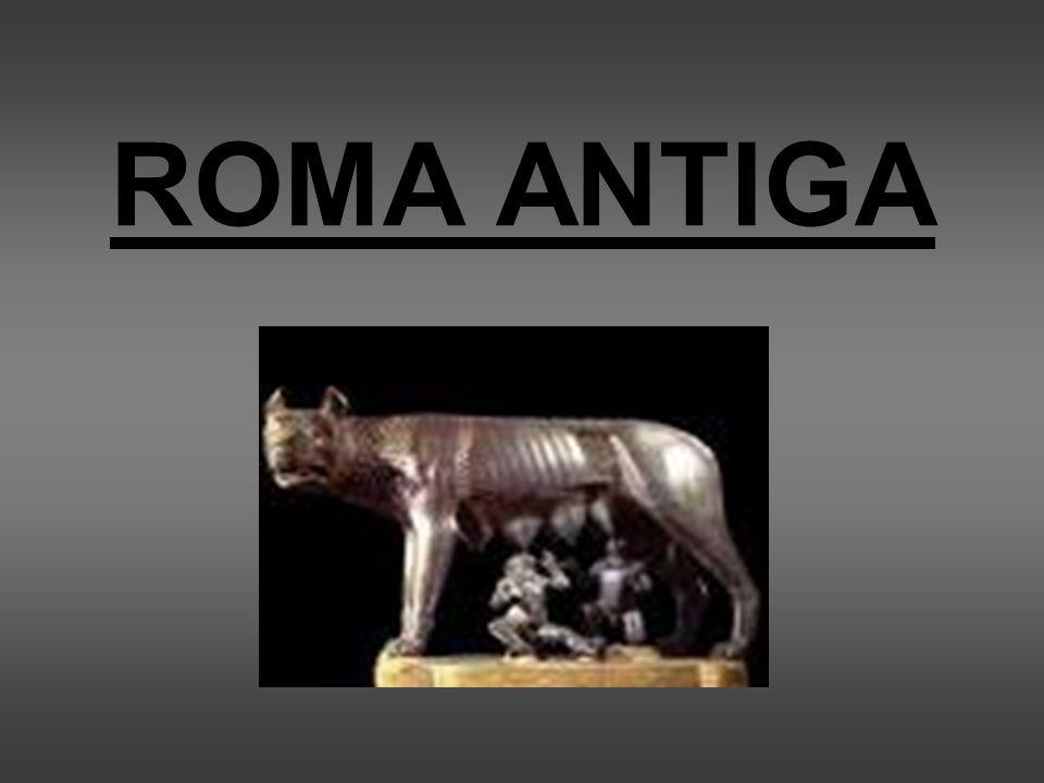Introdução: A história de Roma Antiga é fascinante em função da cultura desenvolvida e dos avanços conseguidos por esta civilização.