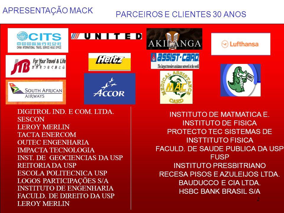 APRESENTAÇÃO MACK 73 Setor Imobiliário - 96 bilhões investido na China (05/2006) -5-12% do Salário p/ compra de imóvel p/ usar fundo público imobiliário