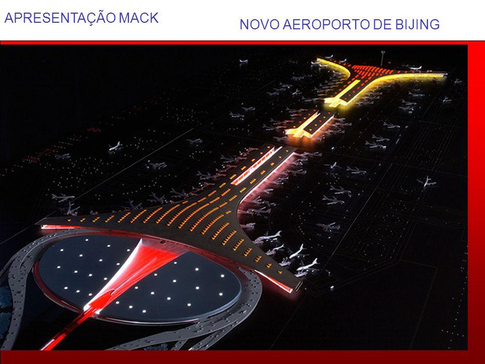 APRESENTAÇÃO MACK 5 NOVO AEROPORTO DE BIJING
