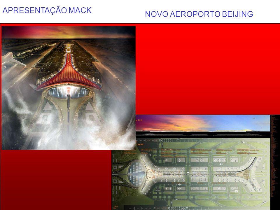 APRESENTAÇÃO MACK 6 NOVO AEROPORTO BEIJING