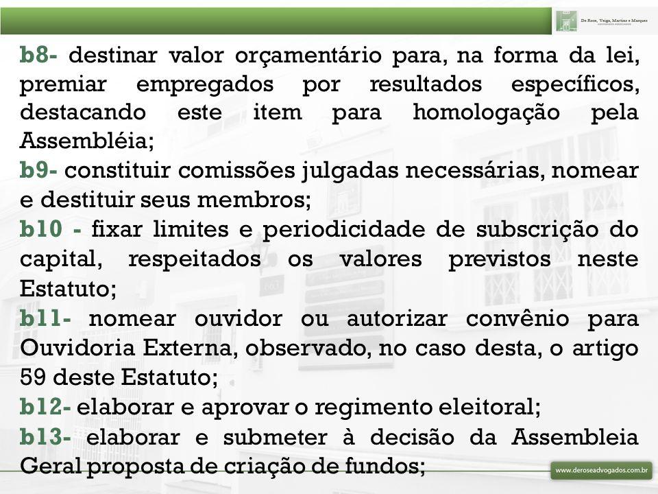 Parecer do Doutor Amaury: Diretoria Executiva, (...), composta de pessoas físicas associadas ou não.