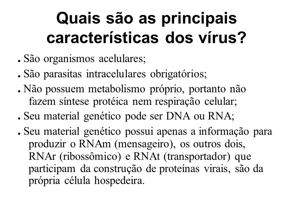 Em relação a reprodução dos vírus, podemos dizer que eles podem realizar um ciclo lítico ou um ciclo lisogênico.