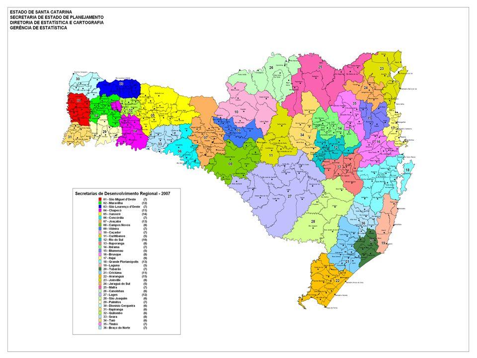 ______________________________________________________________ Município Prefeito Vereadores Sociedade Organizada Cidadão SDR Governo Regional CDR Secretarias Setoriais Órgãos Centrais da Administração Indireta 36 Regiões AdministrativasGoverno Central