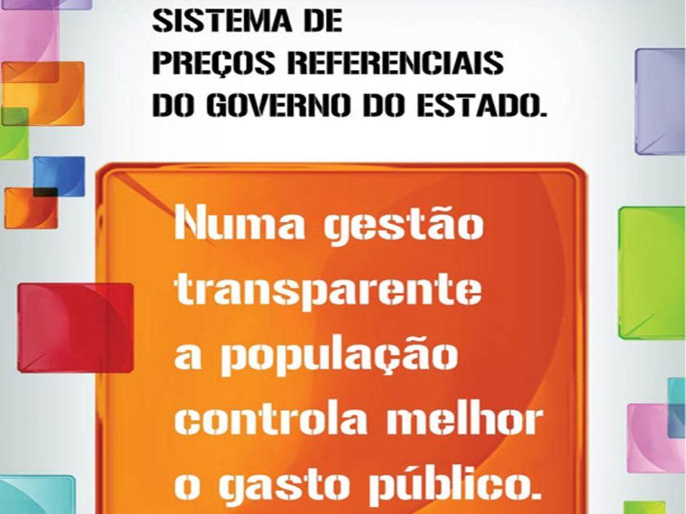 1 SISTEMA DE PREÇOS REFERENCIAIS DO GOVERNO DO ESTADO DO ESPÍRITO SANTO 1