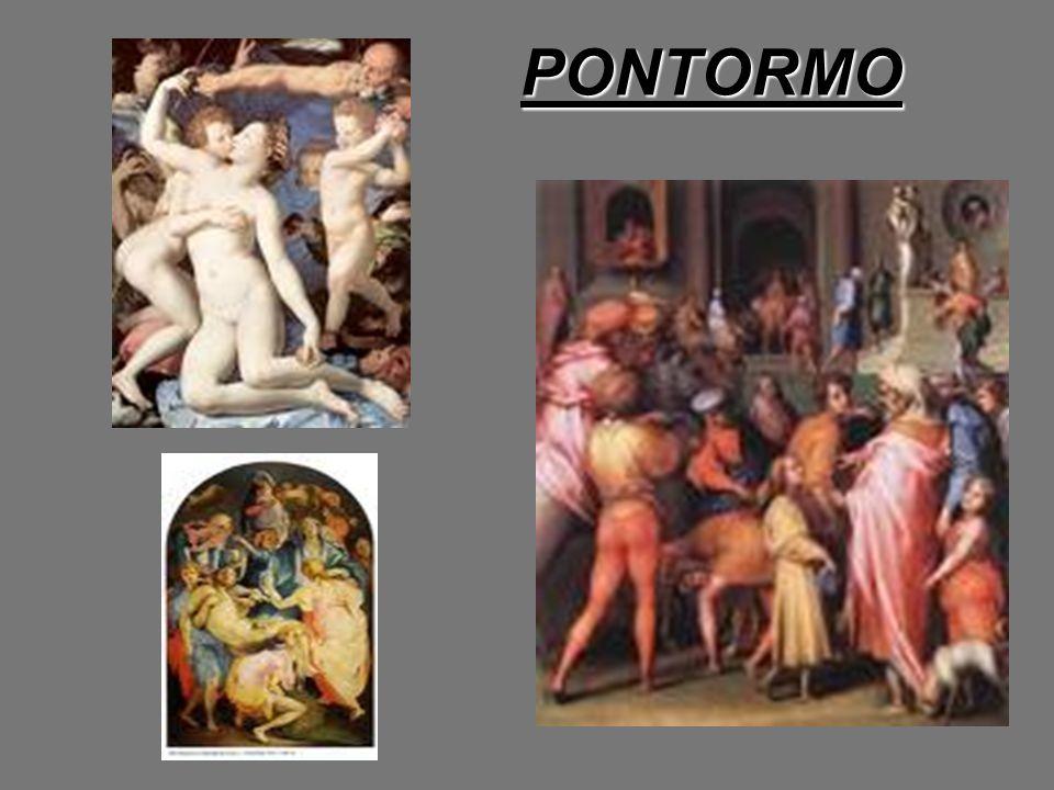 PONTORMO PONTORMO