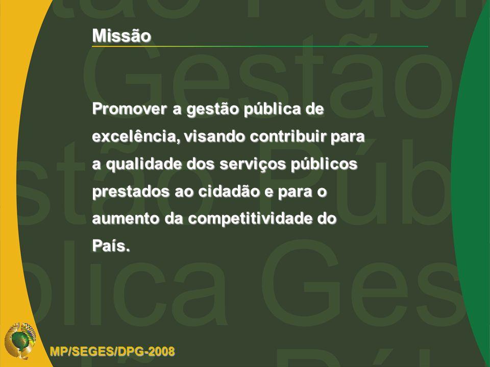 GESPÚBLICA www.gespublica.gov.br mariana.guimaraes@planejamento.gov.br Telefone: 61 34294905 MINISTÉRIO DO PLANEJAMENTO, ORÇAMENTO E GESTÃO SECRETARIA DE GESTÃO DEPARTAMENTO DE PROGRAMAS DE GESTÃO