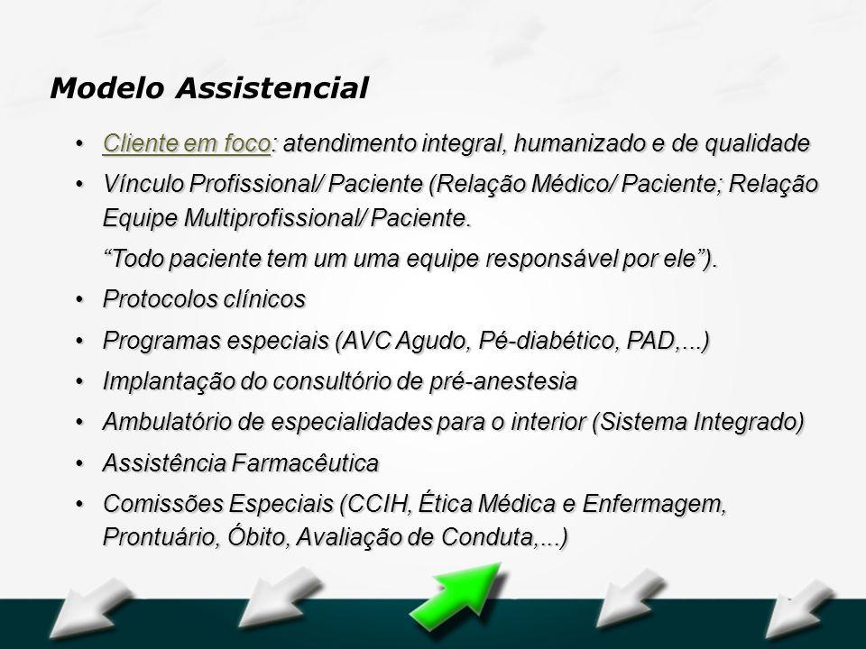 Hospital Geral Dr. Waldemar Alcântara Cliente em foco: atendimento integral, humanizado e de qualidadeCliente em foco: atendimento integral, humanizad