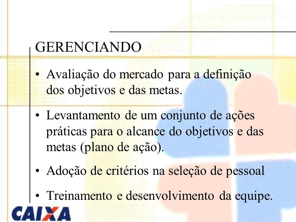 GERENCIANDO Importância da busca de técnicas de administração pelo empresário lotérico. Importância de uma gestão profissional Responsabilidade do emp