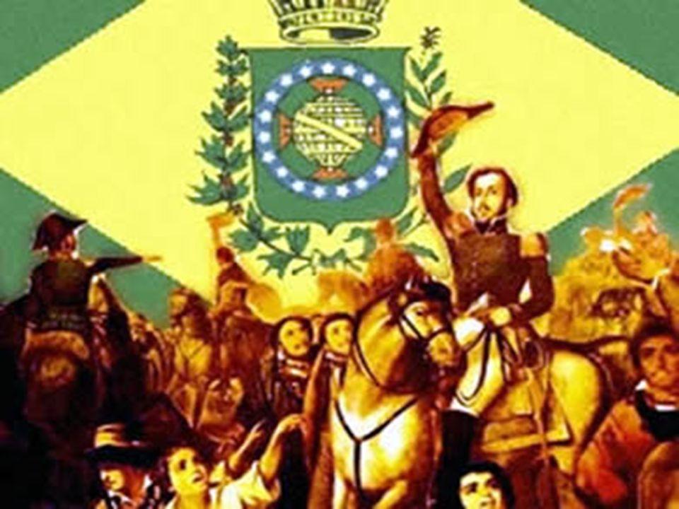 A consolidação da Independência Estabelecimento da organização política; Lutas pela independência no Nordeste e na Província Cisplatina; Reconhecimento externo da Independência;