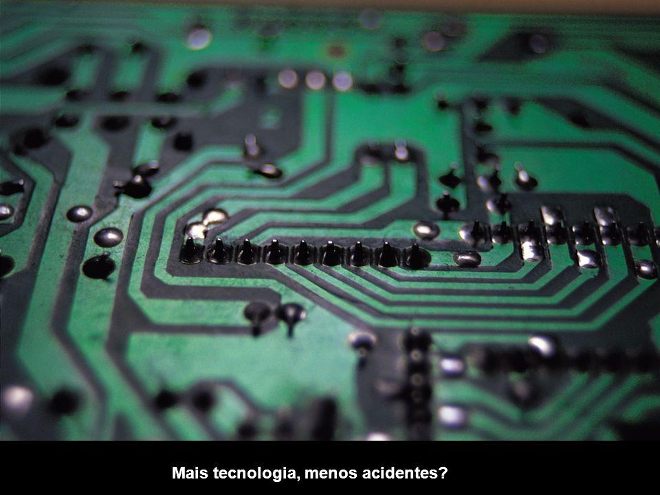 Mais tecnologia, menos acidentes?