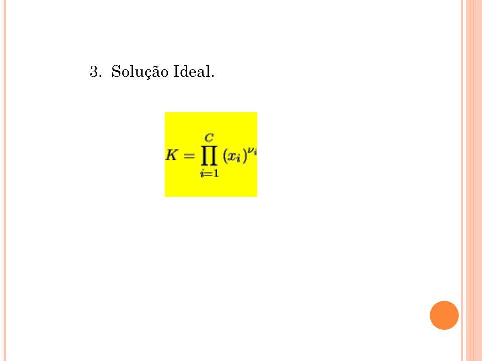 3. Solução Ideal.