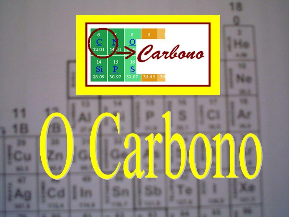 Fibras sintéticas, alimentos, cosméticos, medicamentos e combustíveis são alguns dos produtos que envolvem milhões de substâncias em que o principal componente é o mais extraordinário dos elementos químicos, o: Carbono.