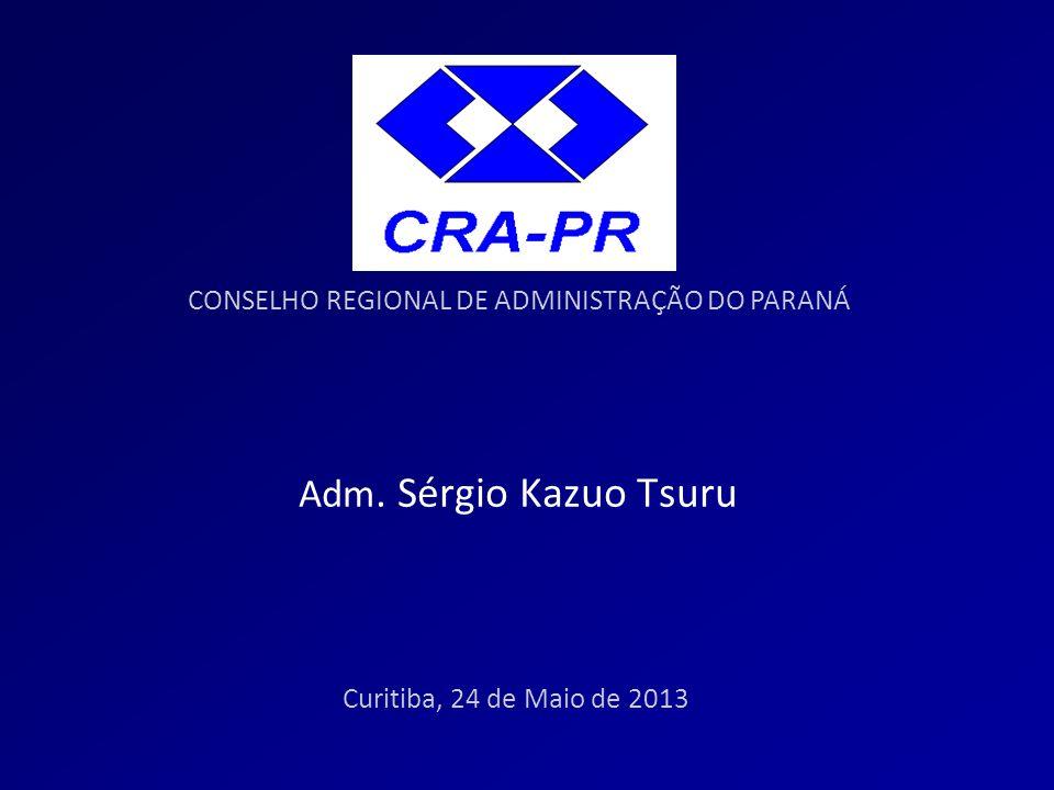 2 DIRETORIA DE FORMAÇÃO PROFISSIONAL Adm.Sérgio Kazuo Tsuru Adm.