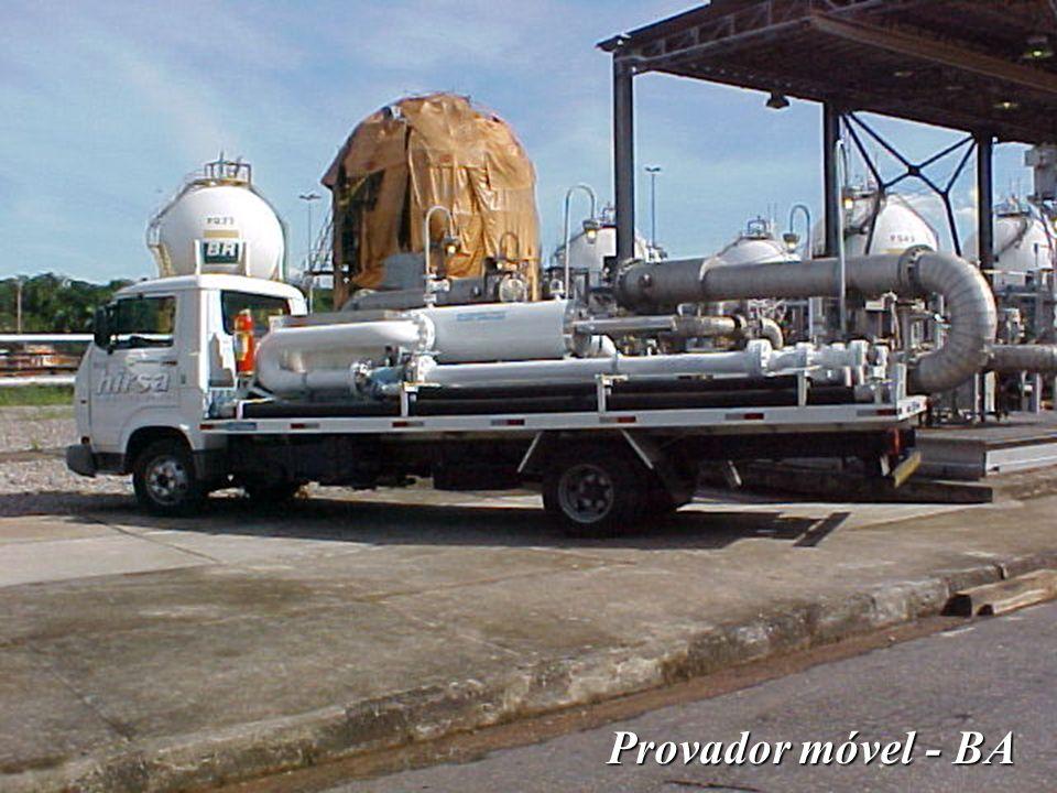 Provador móvel - BA