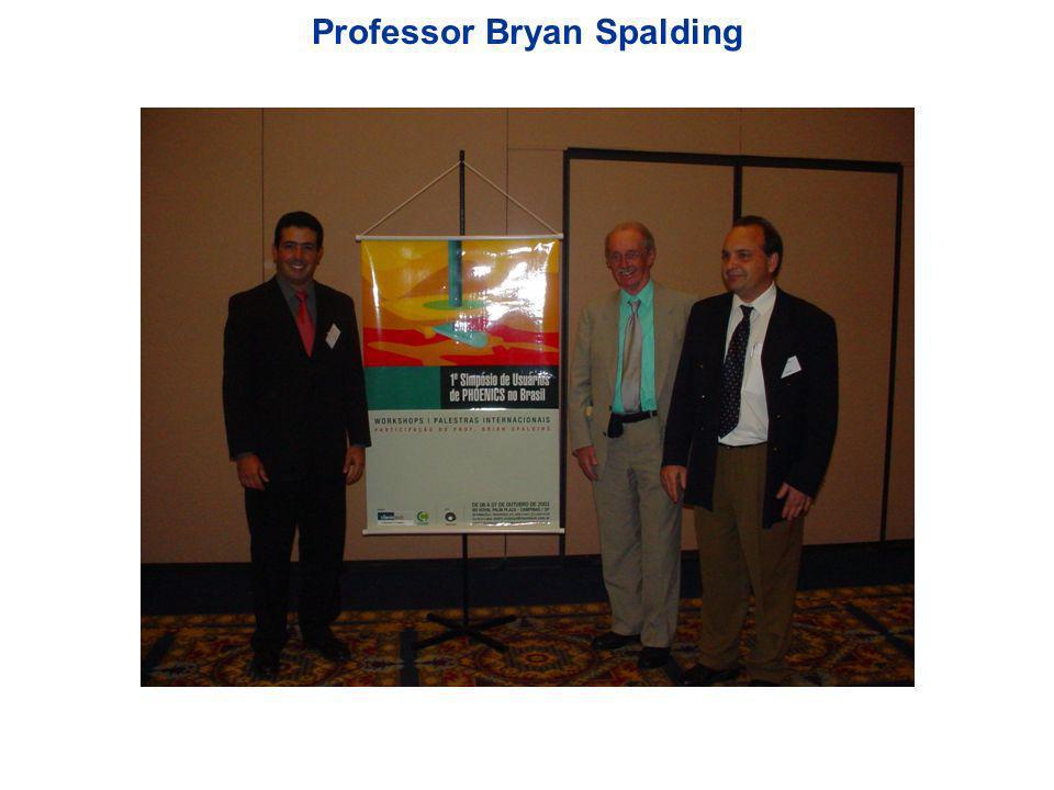 Professor Bryan Spalding