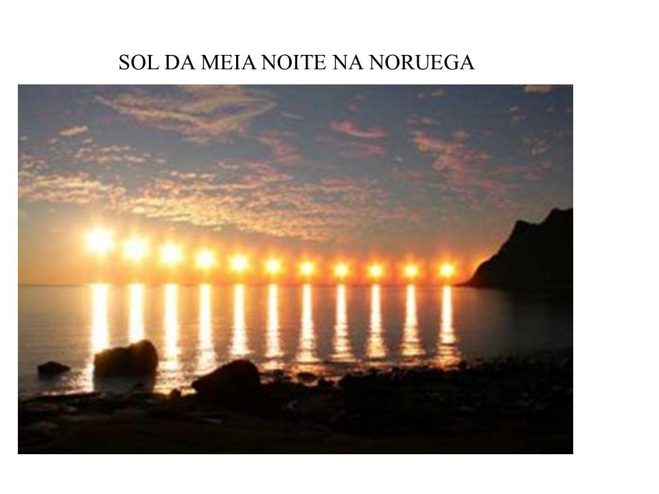 SOL DA MEIA NOITE NA NORUEGA