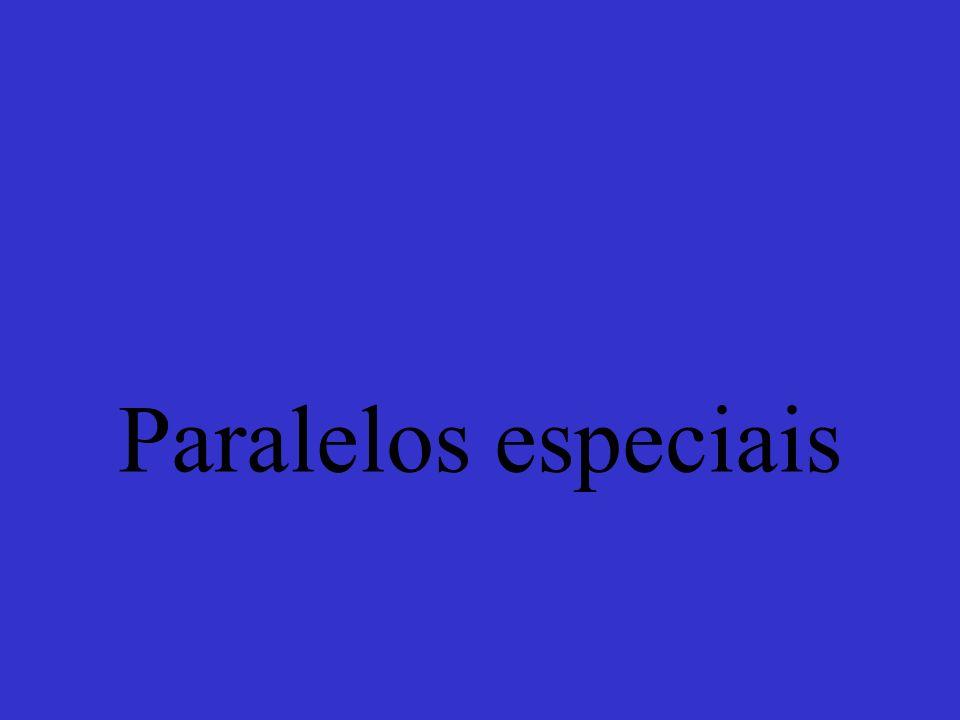 Paralelos especiais