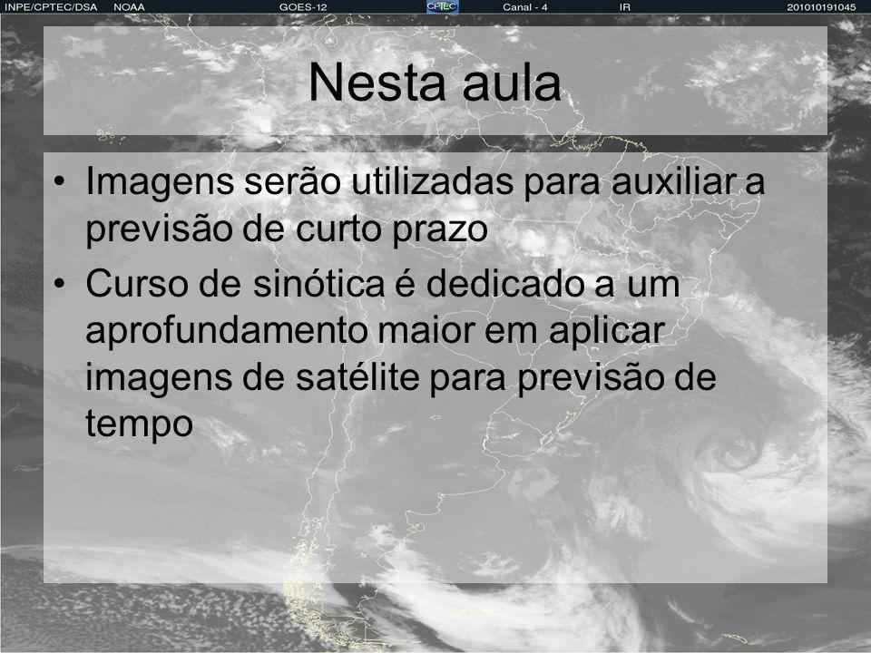 ForTraCC Meteorologia por Satélite 2012