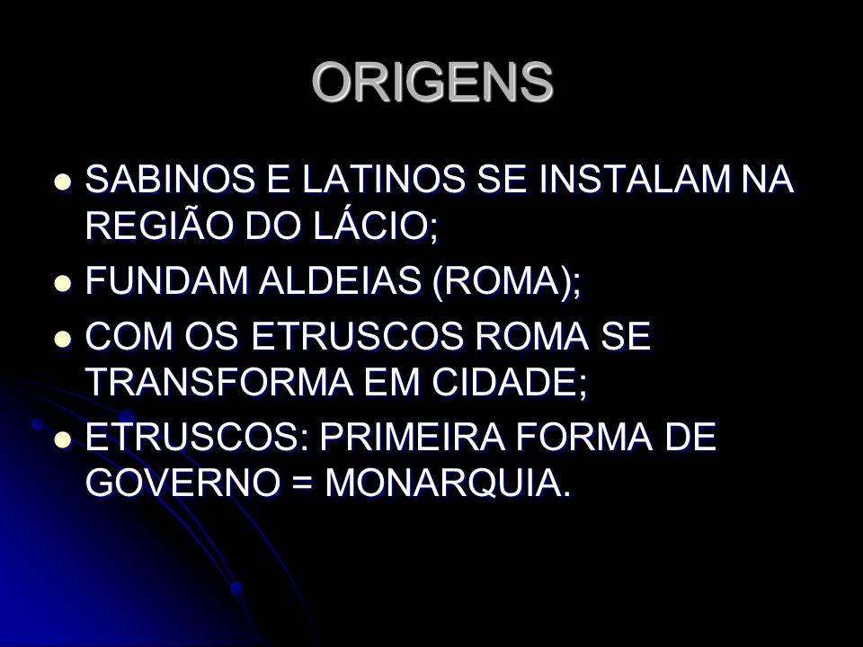 O LATIM ORIGINOU: ORIGINOU: O ESPANHOL, O ESPANHOL, O FRANCÊS, O FRANCÊS, O ROMENO E O ROMENO E O PORTUGUÊS.