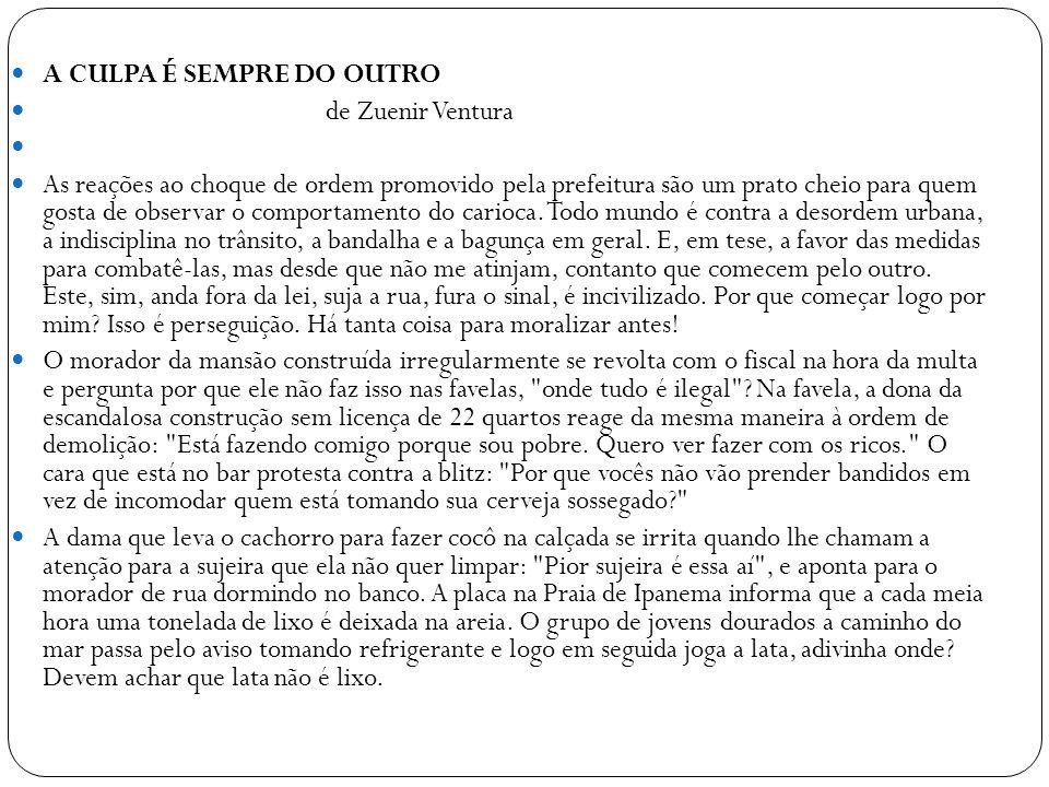 Recebi ontem do leitor Mauricio Faez a cópia de uma coluna que escrevi há dez anos com exemplos de maus modos do carioca.