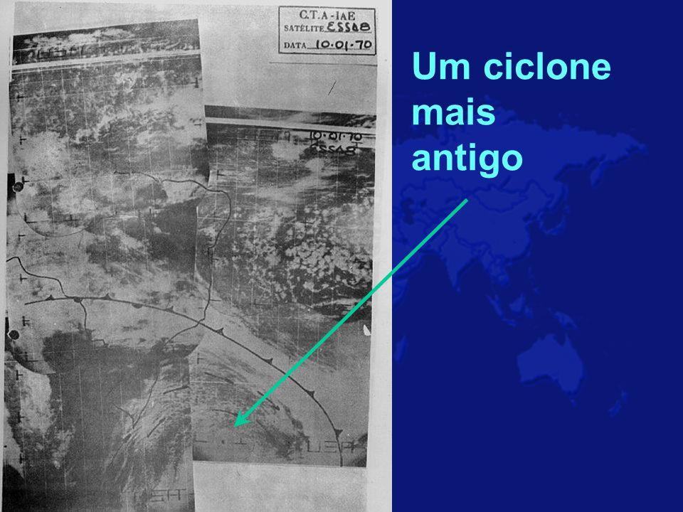 Um ciclone mais antigo