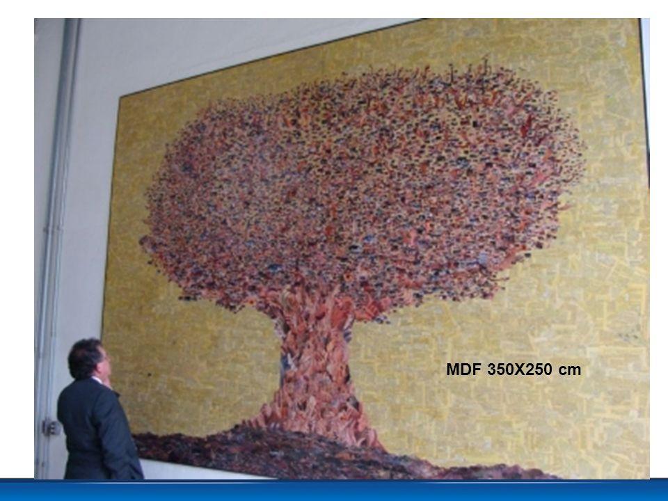 MDF 350X250 cm
