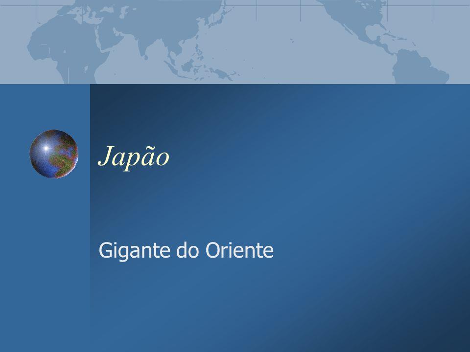 Japão Gigante do Oriente