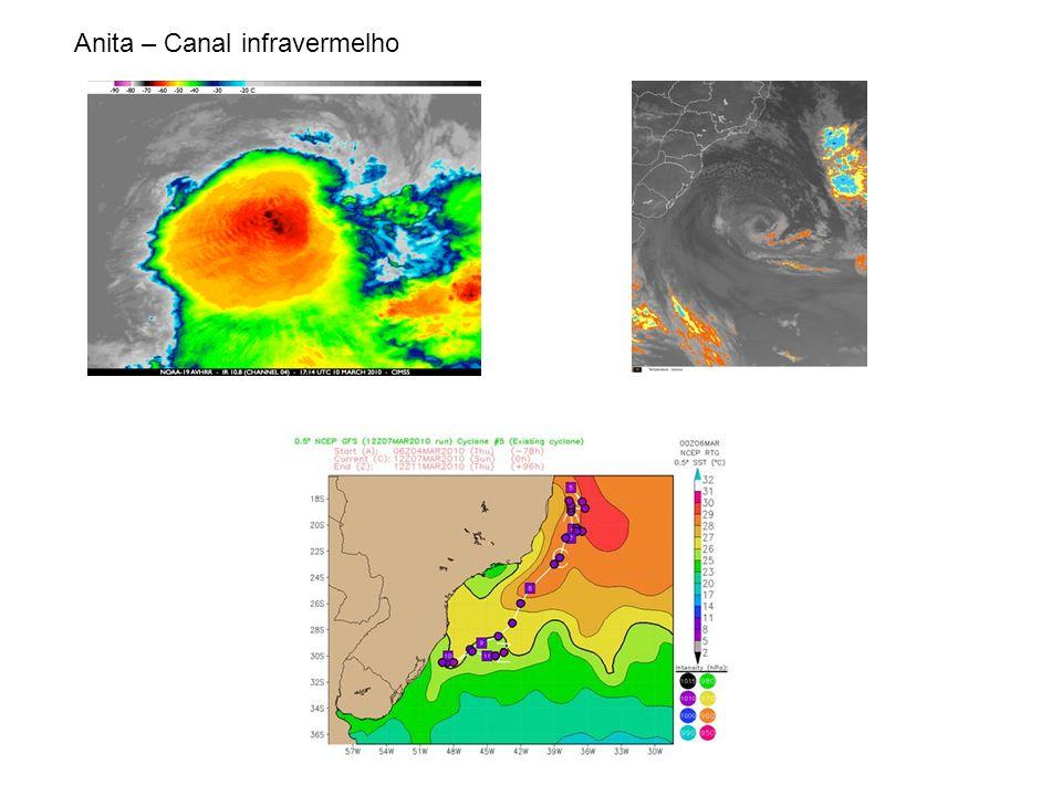 Anita – Canal infravermelho