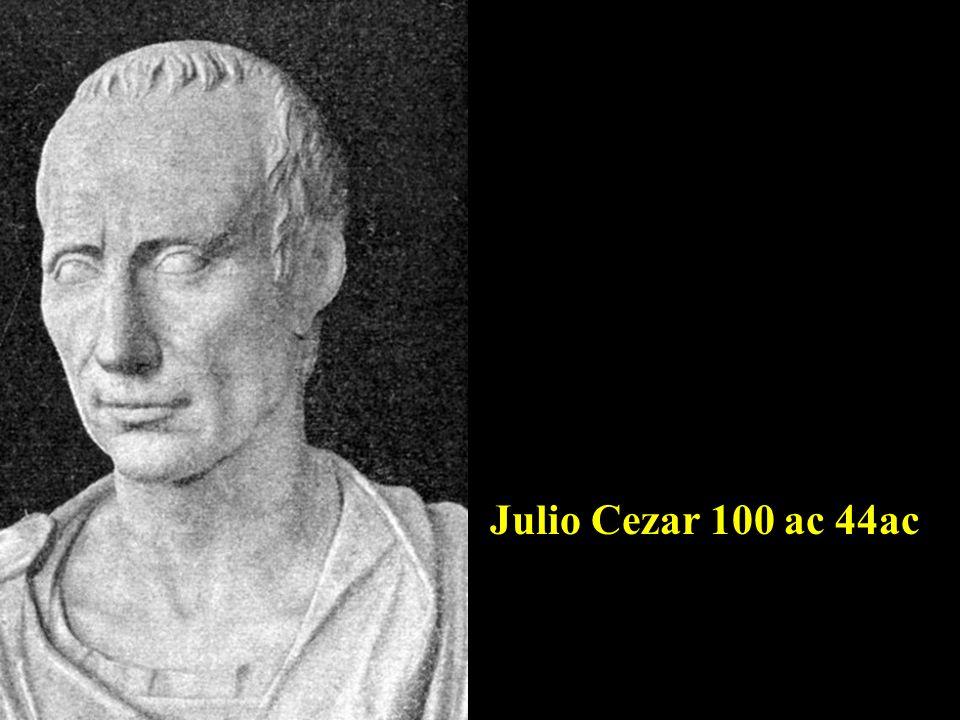 Julio Cezar 100 ac 44ac