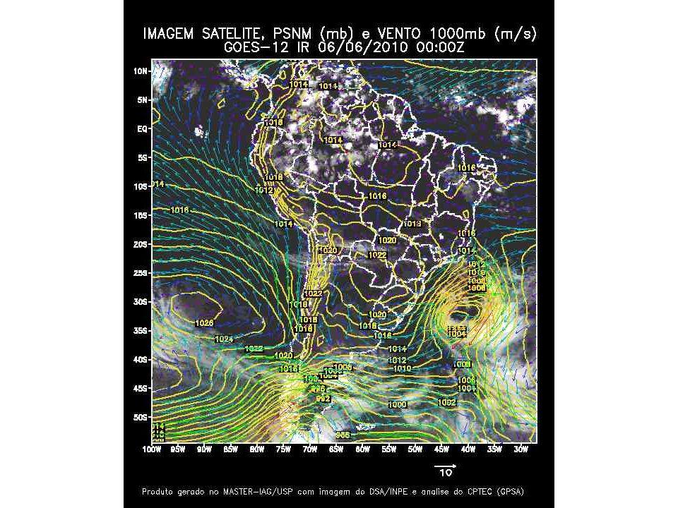 Experimentos Medição da variação de pressão atmosférica Uma Mini-Estação Meteorológica Adenilson J.