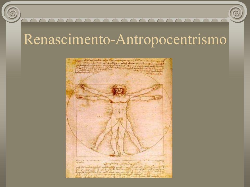 Renascimento-Antropocentrismo