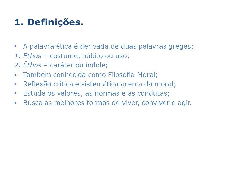 1.Definições.