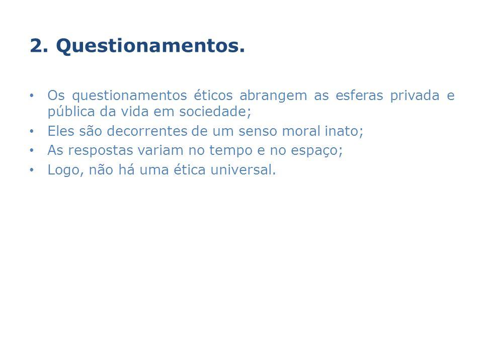2.Questionamentos.