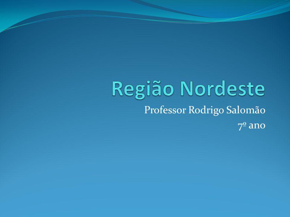 Professor Rodrigo Salomão 7º ano