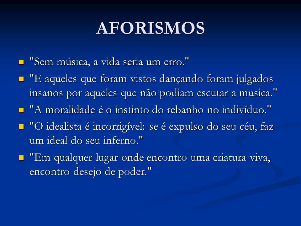 AFORISMOS