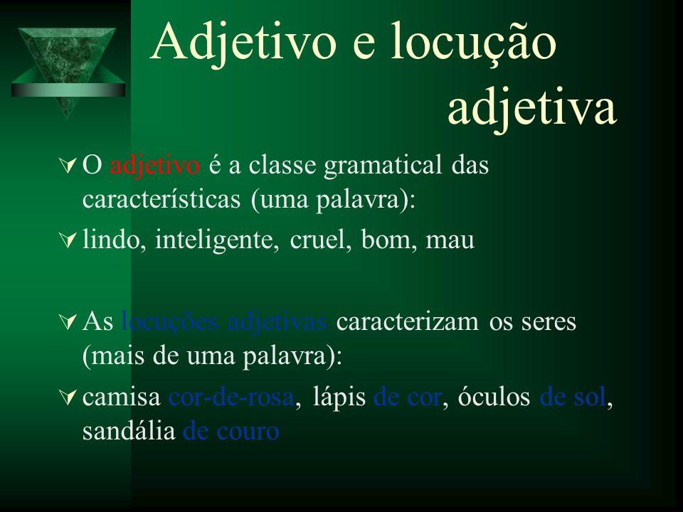 Verbo e locução verbal Verbo é toda palavra que se conjuga: brinco, estudamos, correm, jogam...