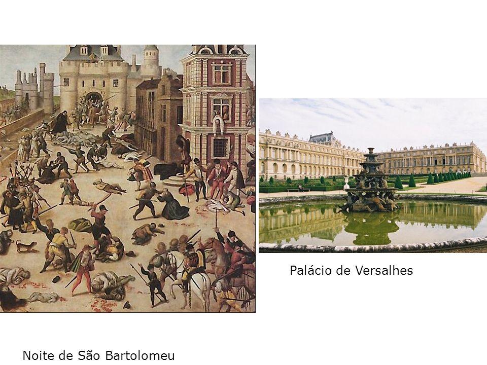 Noite de São Bartolomeu Palácio de Versalhes