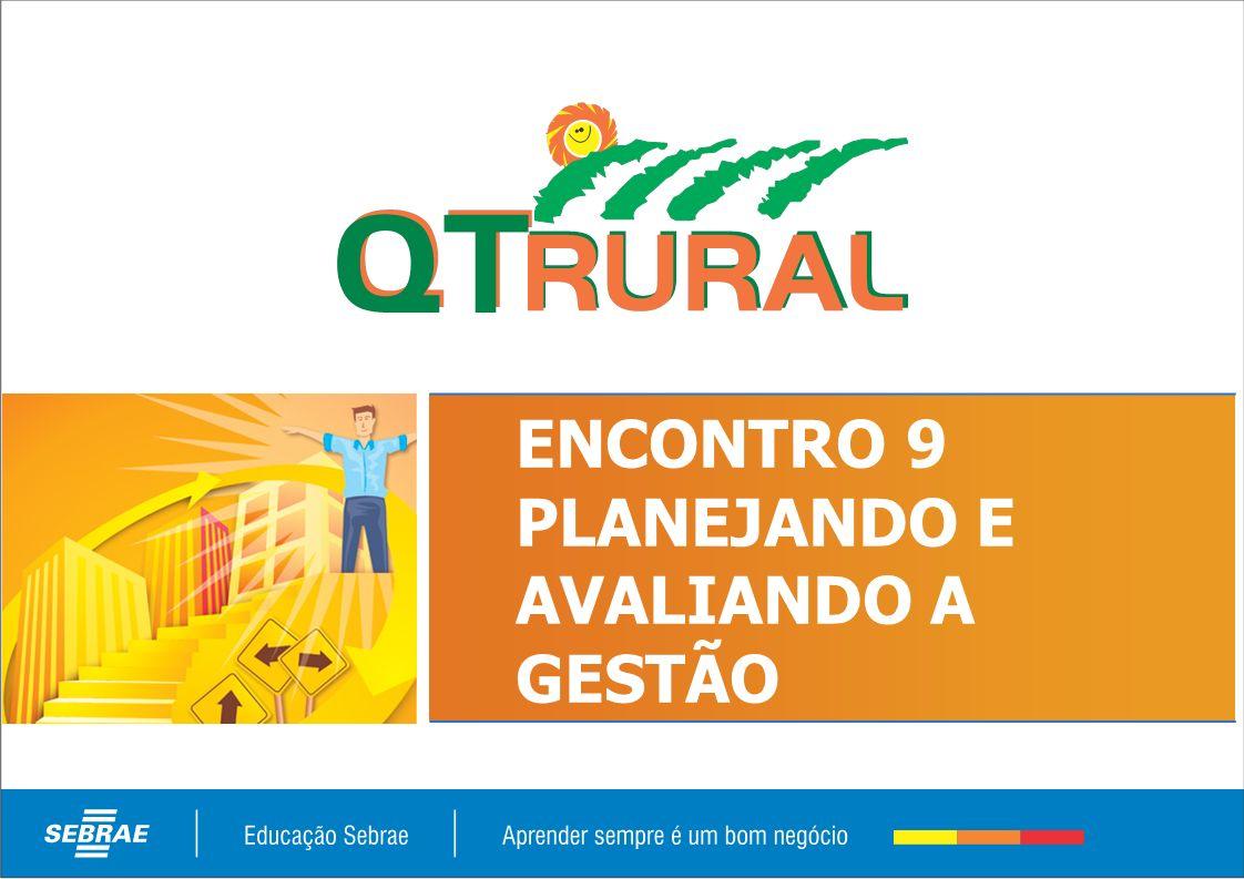 PROGRAMA SEBRAE DA QUALIDADE TOTAL RURAL – FASE 2 – GESTÃO DA QUALIDADE RURAL S21E9 COMO AVALIAR A GESTÃO DA EMPRESA RURAL.